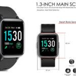 Reloj inteligente Chereeki barato en Amazon