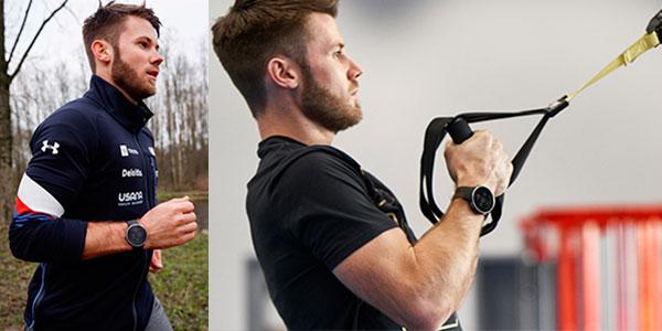 Reloj multideporte Polar Vantage V Titan premium en oferta