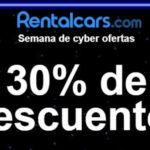 Rentalcars Black Friday 2019