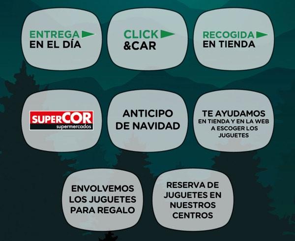 reserva juguetes en El Corte Inglés