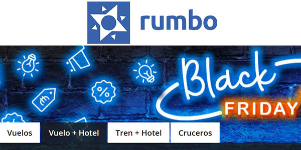 Rumbo Black Friday 2019