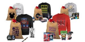 Sacos de Navidad Star Wars, Harry Potter baratos en Zavvi