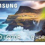 Samsung QE75Q70R barata
