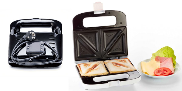 Sandwichera Toast & Grill Ariete 1984 de 750 W chollo en Amazon