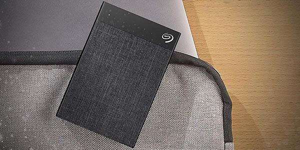 Disco portátil Seagate Backup Plus Ultra Touch de 2 TB barato