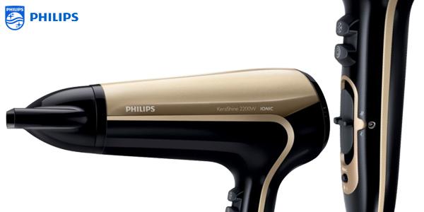 Secador profesional Philips KeraShine HP8243/00 de 2.200 W chollazo en Amazon