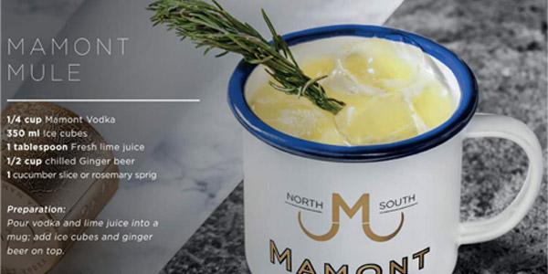 Siberian Vodka Mamont de 700 ml chollo en Amazon