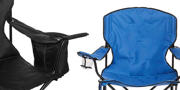 silla de camping AmazonBasics oferta