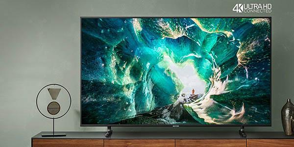 "Smart TV Samsung RU8005 UHD 4K HDR de 49"" barato"