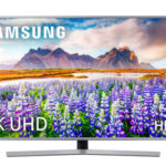 Smart TV Samsung 4K UHD 2019 55RU7475 barata en Amazon