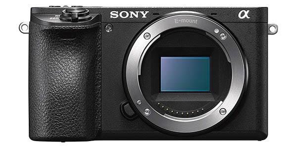 Cámara EVIL Sony Alpha ILCE6500B de 24.2 MP