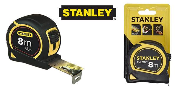 Stanley Flexómetro Tylon de 8 metros chollo