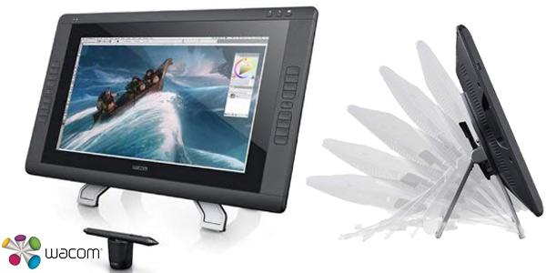 Tableta gráfica Wacom Cintiq 22HD barata en Amazon