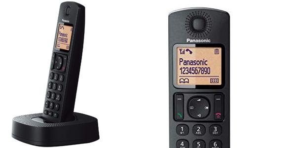 Teléfono Fijo Inalámbrico Panasonic KX-TGC310 barato en Amazon
