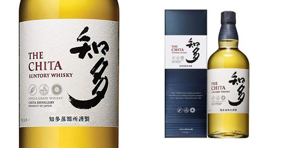 The Chita Suntory Single Grain Whisky de 700 ml barato en Amazon