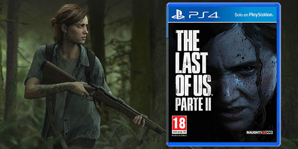 The Last of Us Parte II para PS4