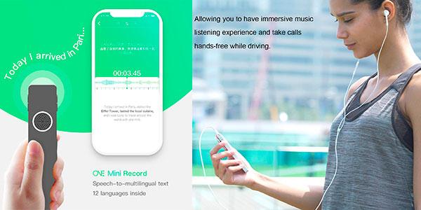 Traductor Aibecy One Mini con Bluetooth 5.0 barato