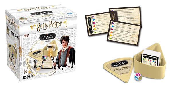 Trivial Pursuit Harry Potter Volumen 1 blanco barato