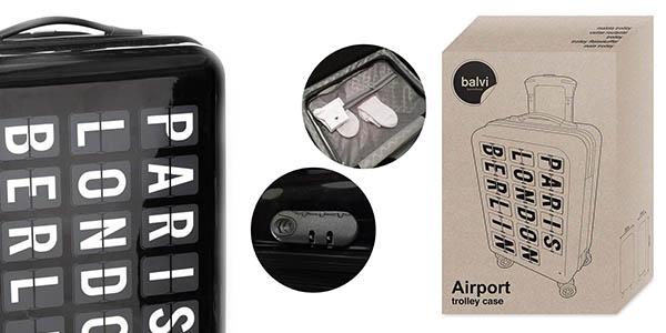 trolley rígido Balvi Airport oferta