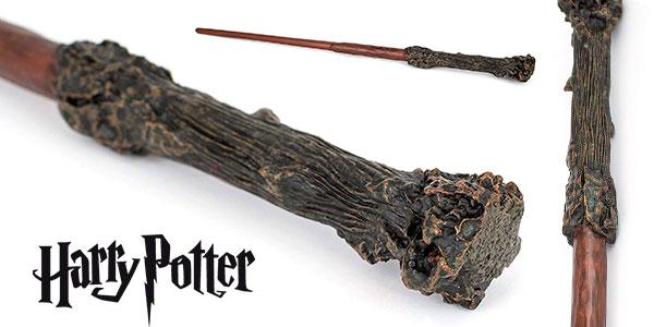 Varita mágica de Harry Potter con caja de Ollivander barata