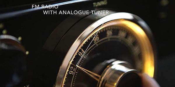Victrola Empire sistema de audio con Bluetooth de relación calidad-precio estupenda