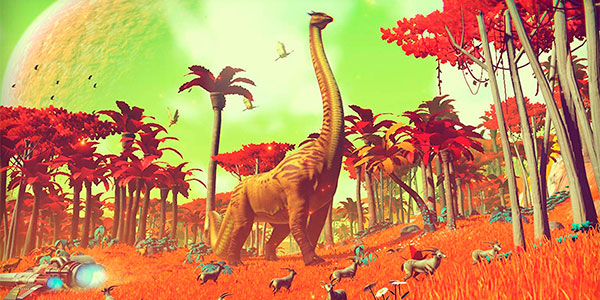 Videojuego No Man's Sky para PC Steam