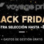 Voyage Privé Black Friday 2019