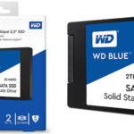 Disco SSD Western Digital WD Blue 3D NAND de 2TB