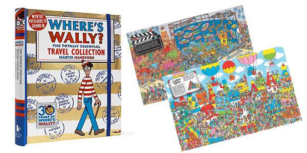 Where's Wally Travel collection libro barato