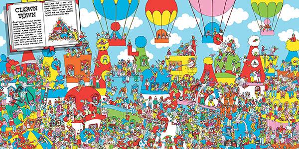 Where's Wally Travel Collection libro edición de viaje inglés oferta