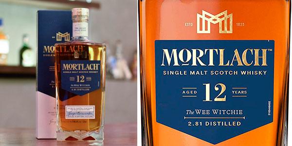 Whisky Mortlach 12 Años de 700 ml barato