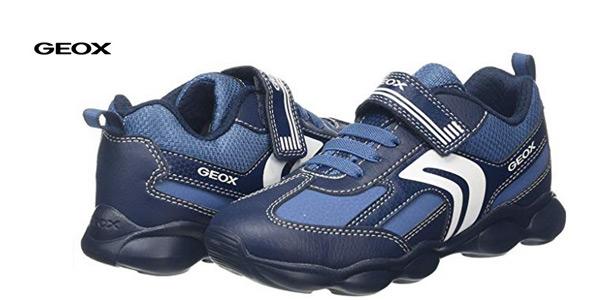 Zapatillas deportivas Geox J Munfrey Boy A para niño baratas en Amazon