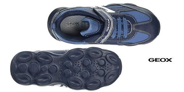 Zapatillas deportivas Geox J Munfrey Boy A para niño chollo en Amazon