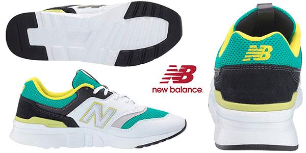 Zapatillas deportivas New Balance 997H para hombre rebajadas