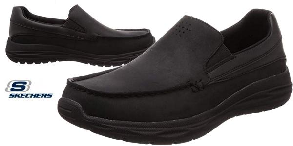 Zapatos Skechers Harsen-Ortego para hombre baratos en Amazon