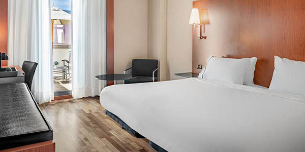 AC Hotel Badajoz bien ubicado barato