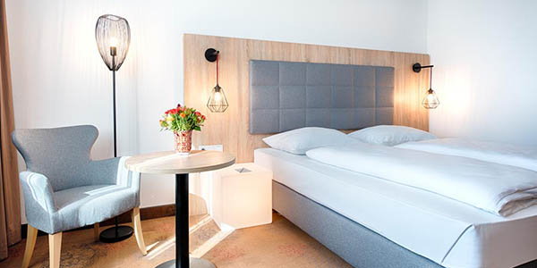 Achat Comfort City Frankfurt hotel barato bien ubicado