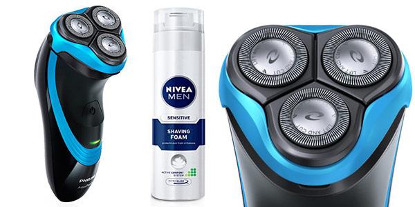 Afeitadora Philips Nivea AquaTouch AT750/26 chollo en Amazon