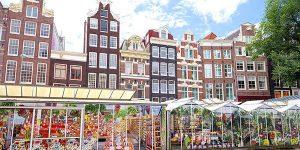 Ámsterdam escapada en hotel céntrico Pillows Anna Van den Voldel oferta