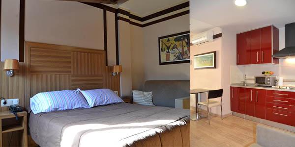 Apartamento barato en Alcalá de Henares para planear escapada familiar a Parque Europa