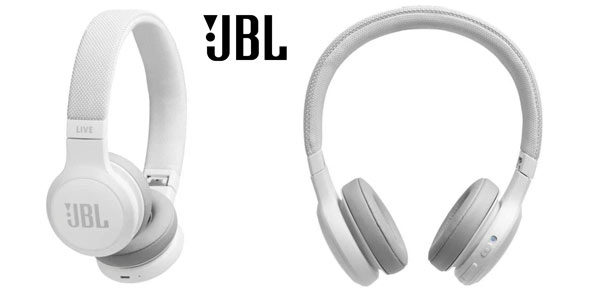 Auriculares Bluetooth JBL Live 400BT baratos en Amazon