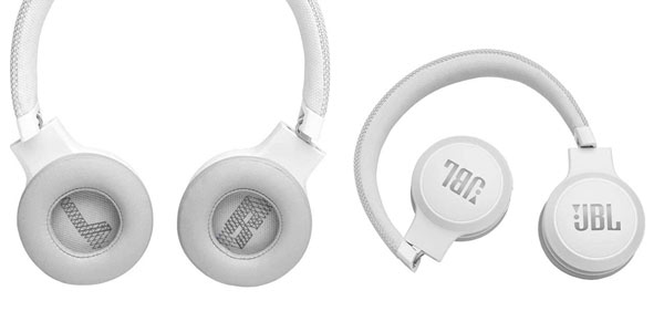 Auriculares Bluetooth JBL Live 400BT en oferta en Amazon