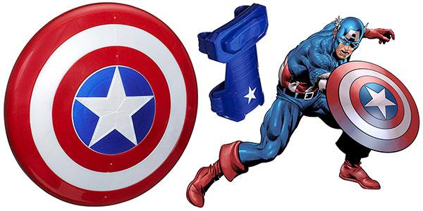 Escudo Capitán América rebajado