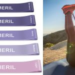 Pack x5 Bandas Elasticas de Fitness Omeril barato en Amazon