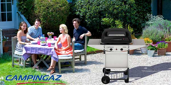 Barbacoa de gas Campingaz Expert Plus de 7 kW chollo en Amazon