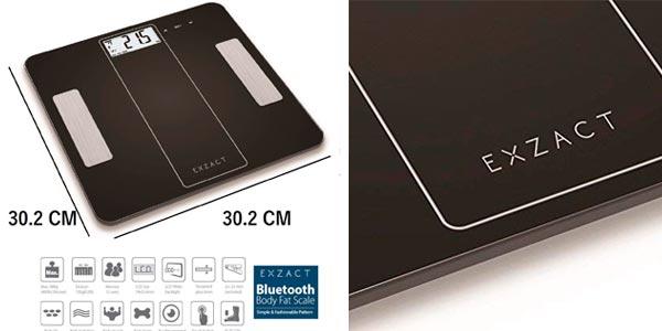 Báscula digital Exzact Smart en oferta en Amazon