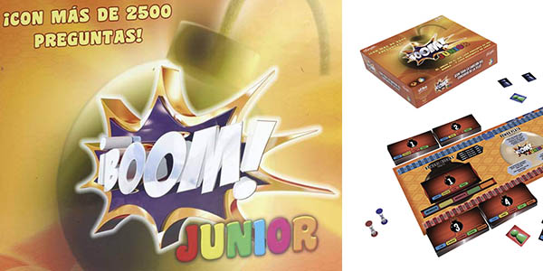 Boom Junior Famosa juego en familia del programa de TV oferta