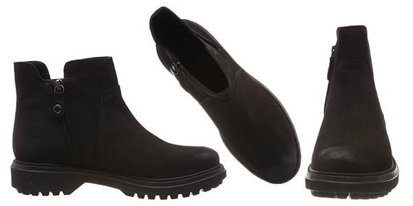 botas de cuero Geox D Asheely chollo