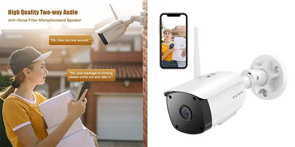 Cacagoo cámara de vigilancia barata