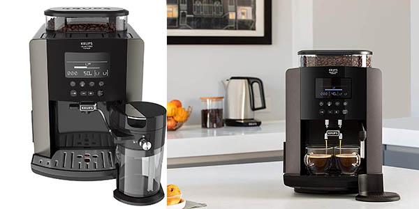 cafetera superautomática Krups Quattro Force oferta